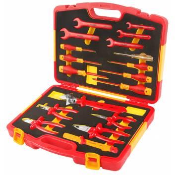 Комплект изолированных инструментов 18 предметов