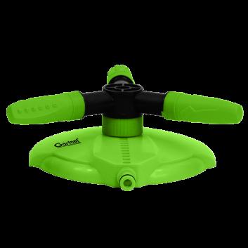 Дощувальний пристрій круговий з обертовою голівкою на базі GARTNER