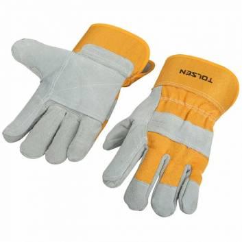 Рабочие перчатки кожаные XL Толсен