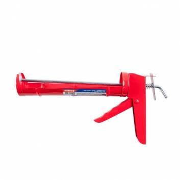 Пистолет для герметика 225 мм полуоткрытый Зенит