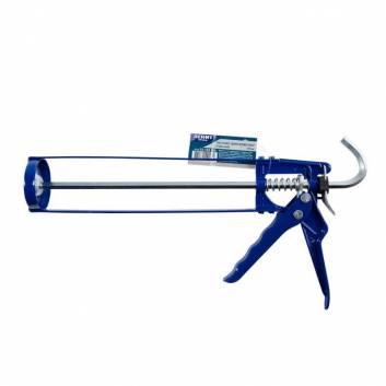 Пистолет для герметика 225 мм рамочный алюминиевый Зенит Профи