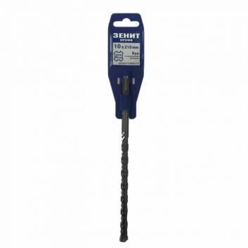 Бур SDS-Plus 10х210мм з 4-ма ріжучими кромками