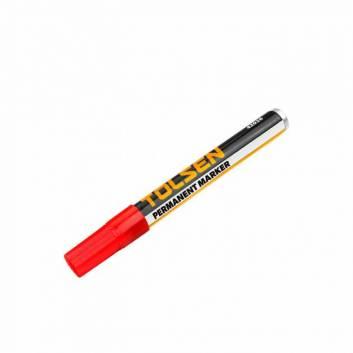 Перманентный маркер Красный Толсен