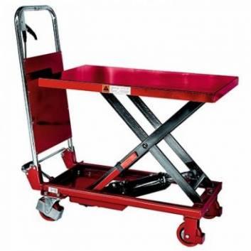 Стол подъемный гидравлический Skiper SKT 150 Profi