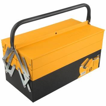 Металлический раздвижной инструментальный ящик 3.3 кг