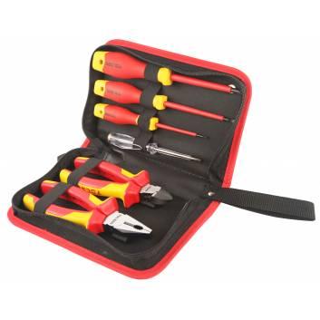 Комплект изолированных инструментов 6 предметов Premium